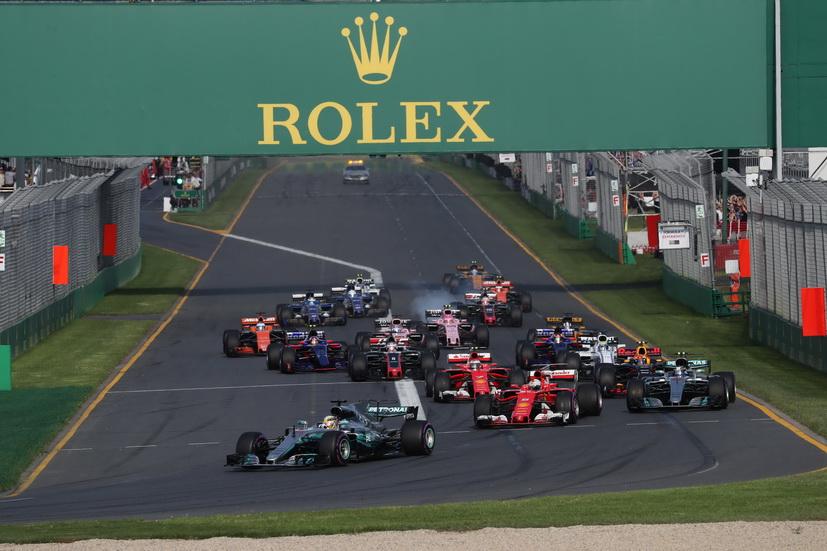 GP de Australia de F1: comienza la temporada 2018