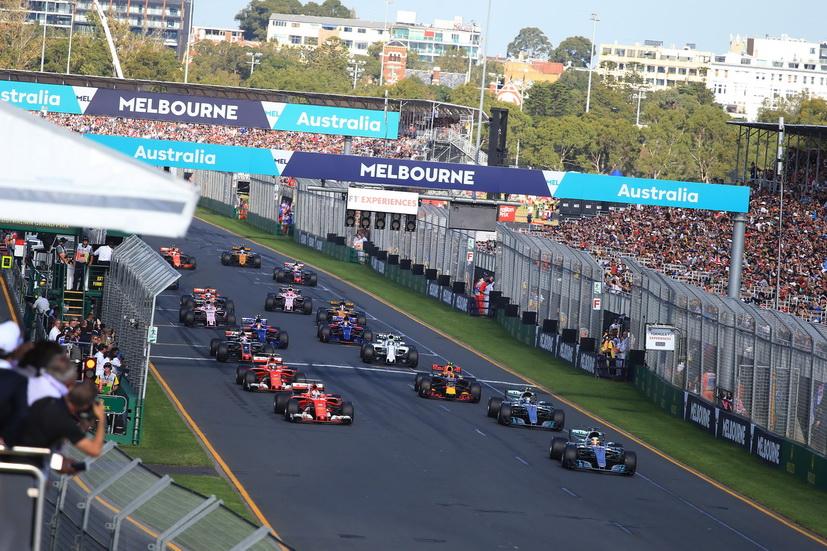 GP de Australia de F1: los horarios del fin de semana