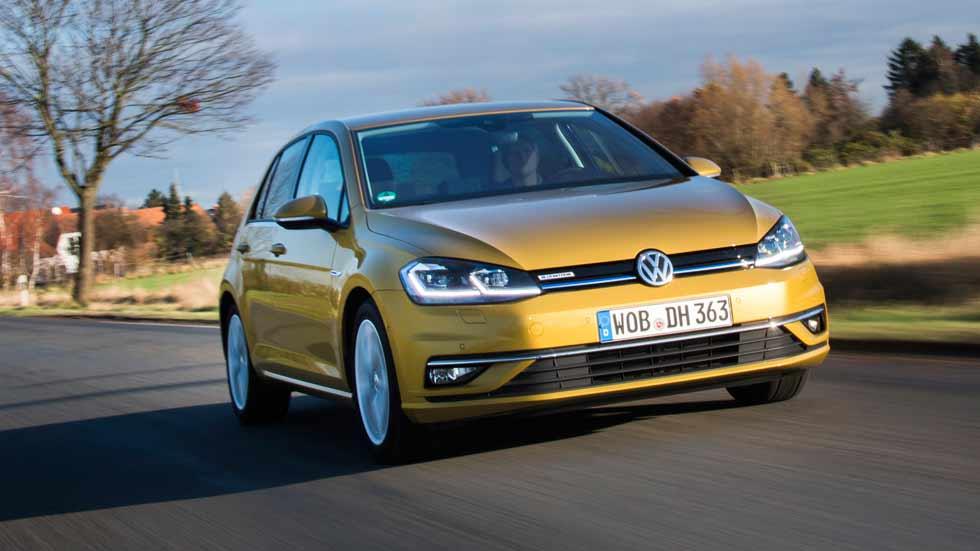 Nuevo VW Golf 1.5 TSI Evo 130 CV: a la venta esta primavera