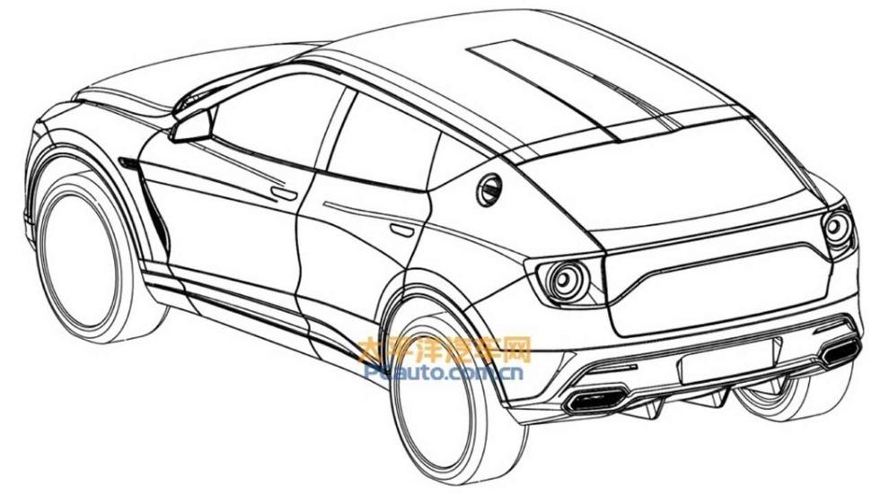 Lotus lanzará un SUV con plataforma de Volvo para competir contra Porsche