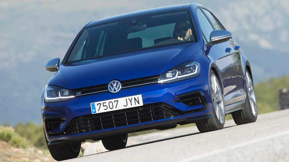 Volkswagen Golf R: superprueba con todos los datos del Golf más potente