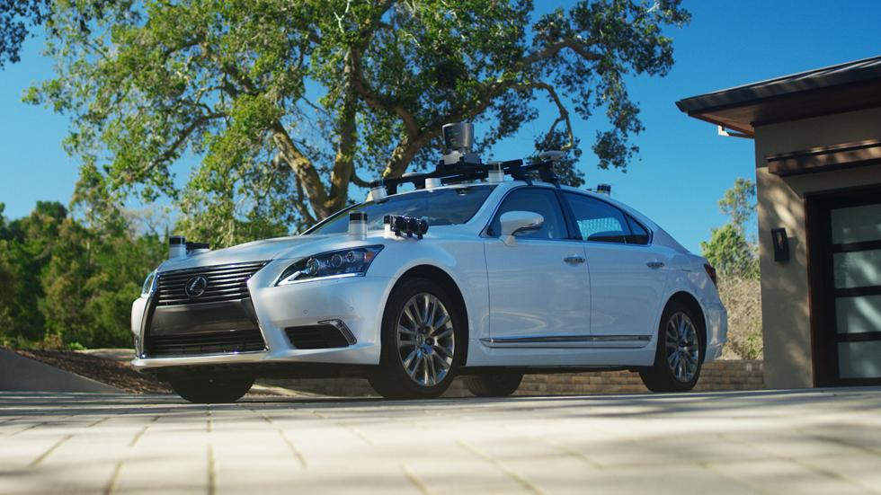 Toyota cancela sus pruebas con coches autónomos tras el atropello de Uber