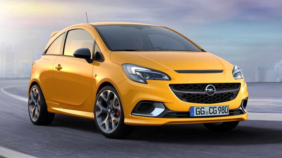Opel Corsa GSi: deportividad en frasco pequeño