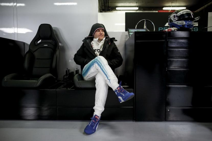 GP de Australia de F1: Bottas confía en ganar este año