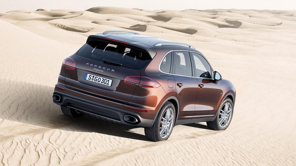Porsche podría prescindir del Diesel ya en 2018