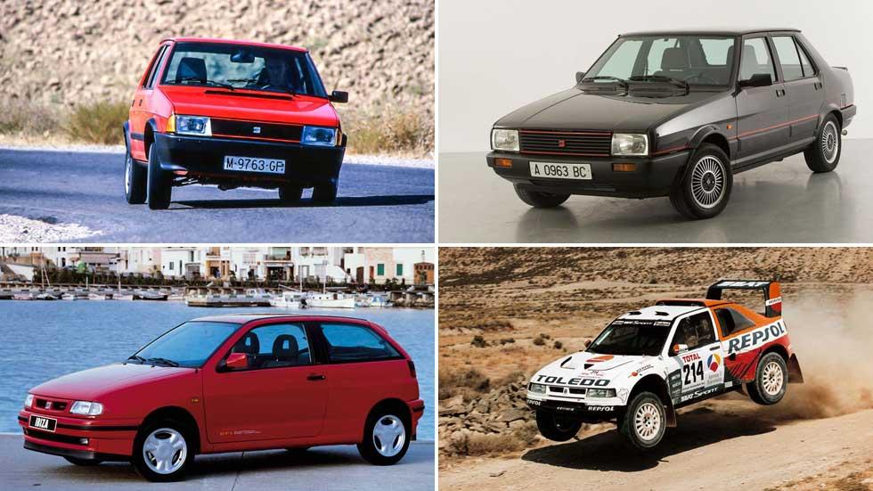 De Ronda a Tarraco: los nombres españoles de los coches de Seat (parte 1)