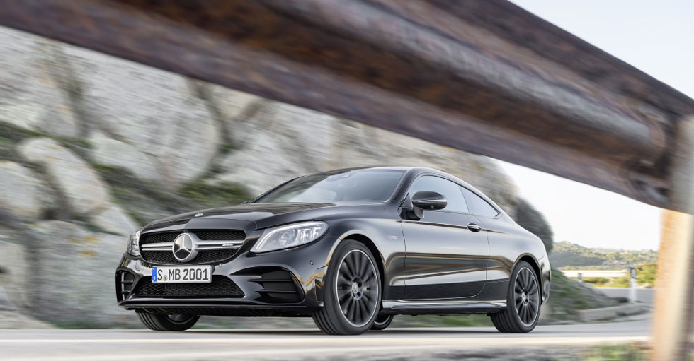 Mercedes C Coupé y Cabrio 2018, llegan los Clase C más deportivos