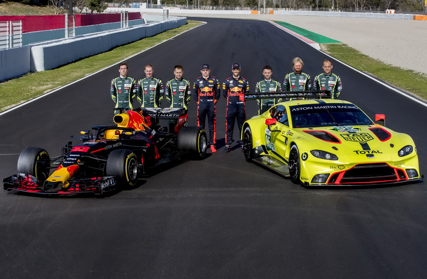 GP de Australia de F1: Aston Martin debuta en F1