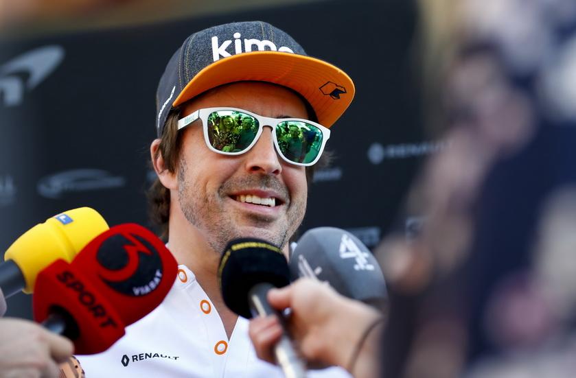 """GP de Australia de F1: """"tenemos que estar cerca de los cinco primeros"""", según Alonso"""