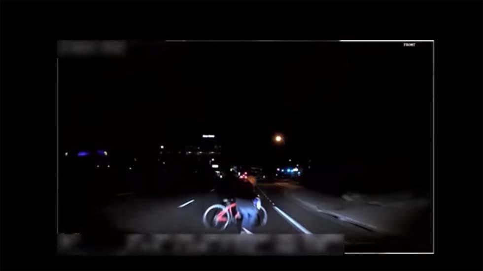 Así fue el atropello mortal del coche autónomo de Uber (Vídeo)