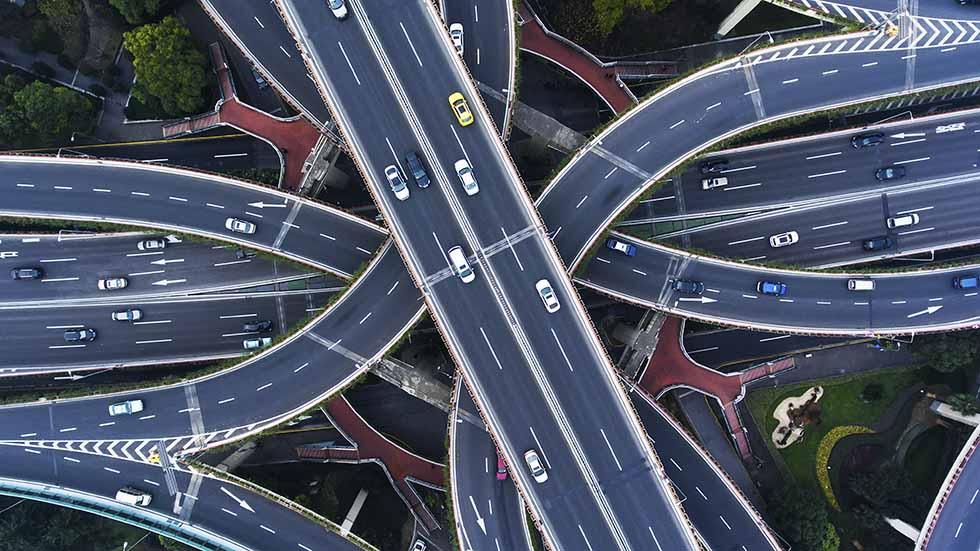 Las intersecciones en X, las más peligrosas de nuestras carreteras