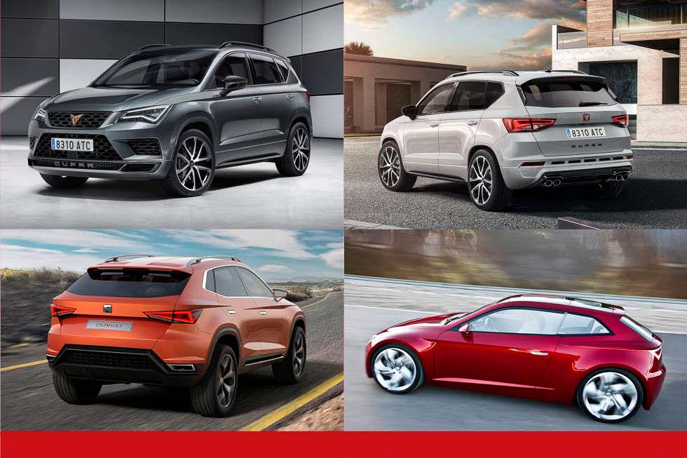 Seat tendrá un coche nuevo cada seis meses: Tarraco, León, Cupra Ateca…