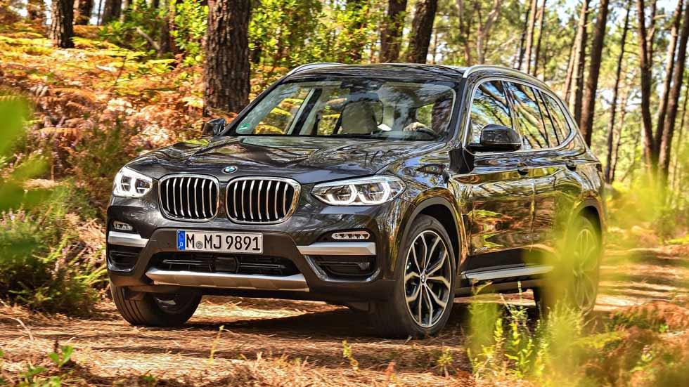 Nuevo BMW iX3: el X3 eléctrico podría estrenarse en abril