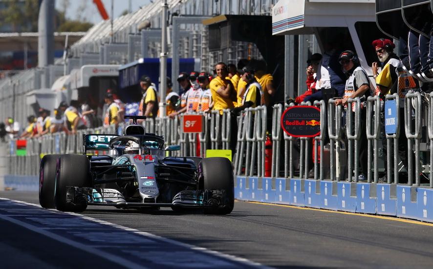 """GP de Australia de F1 (FP2): Hamilton manda; Alonso, sólido en el """"Top Ten"""""""