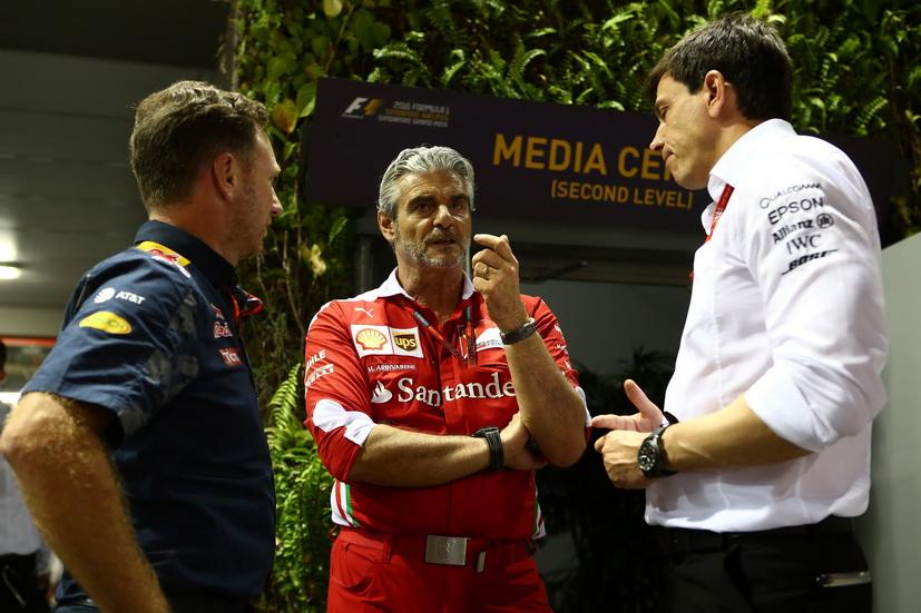 GP de Australia de F1: Horner ataca a Arrivabene