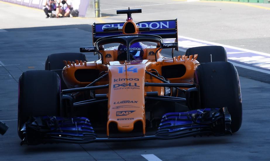 GP de Australia de F1: Alonso con ganas de sumar puntos