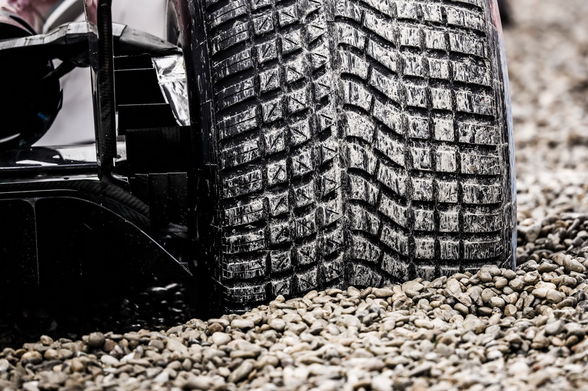 GP de Australia de F1: ante la previsión de lluvia, neumáticos extra