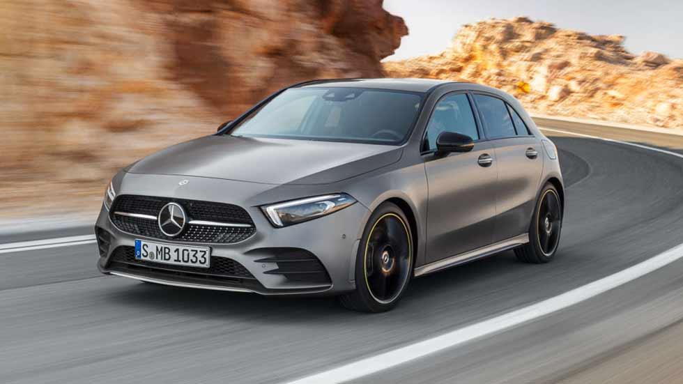 Mercedes Clase A 2018: primeros precios para España del nuevo compacto