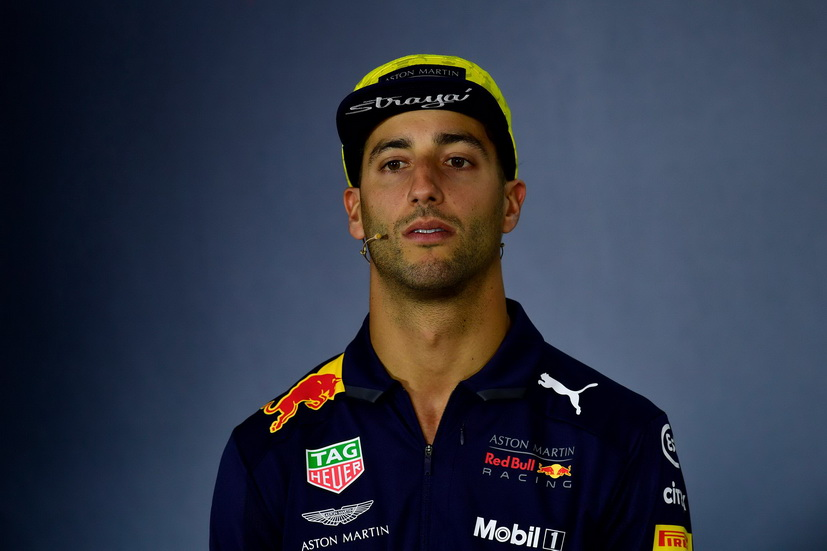 GP de Australia de F1: Ricciardo sancionado con 3 posiciones