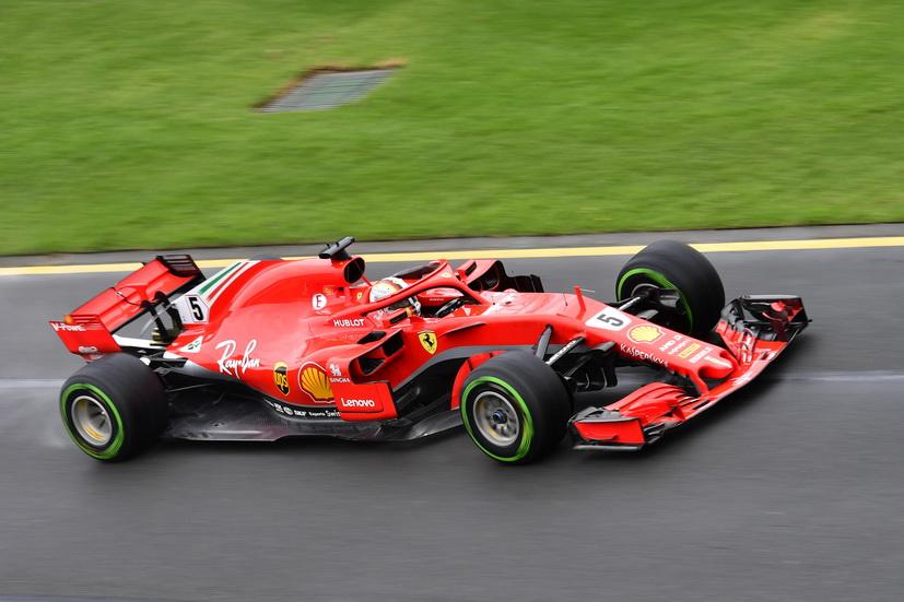 GP de Australia de F1 (FP3): Sebastian Vettel el más rápido con la pista seca