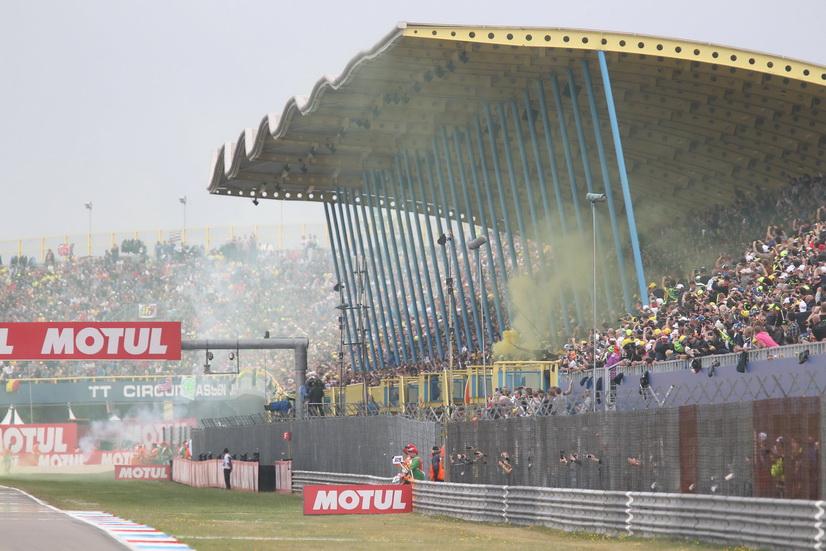 ¿El circuito de Assen podría acoger la F1?