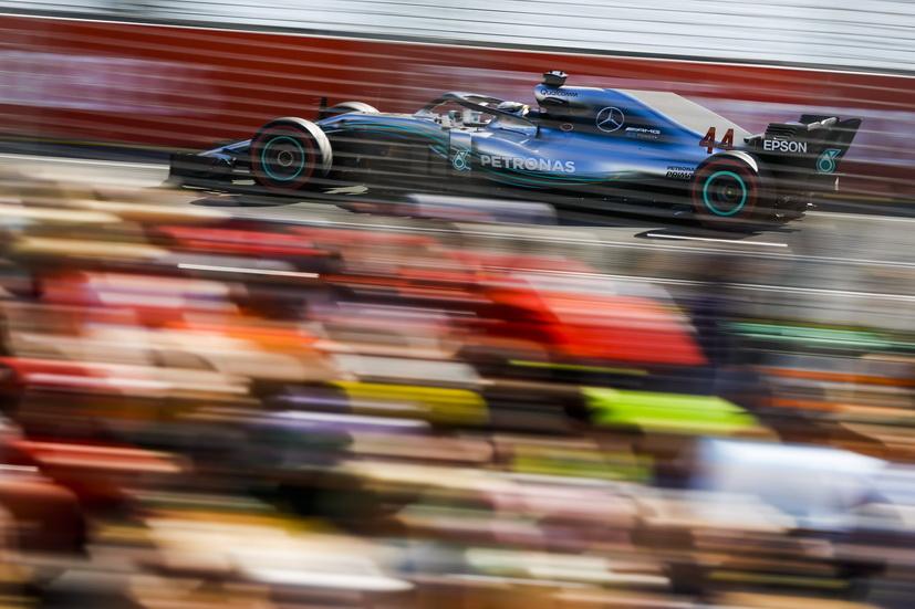 GP de Australia de F1 (calificación): Hamilton bate el récord de Albert Park