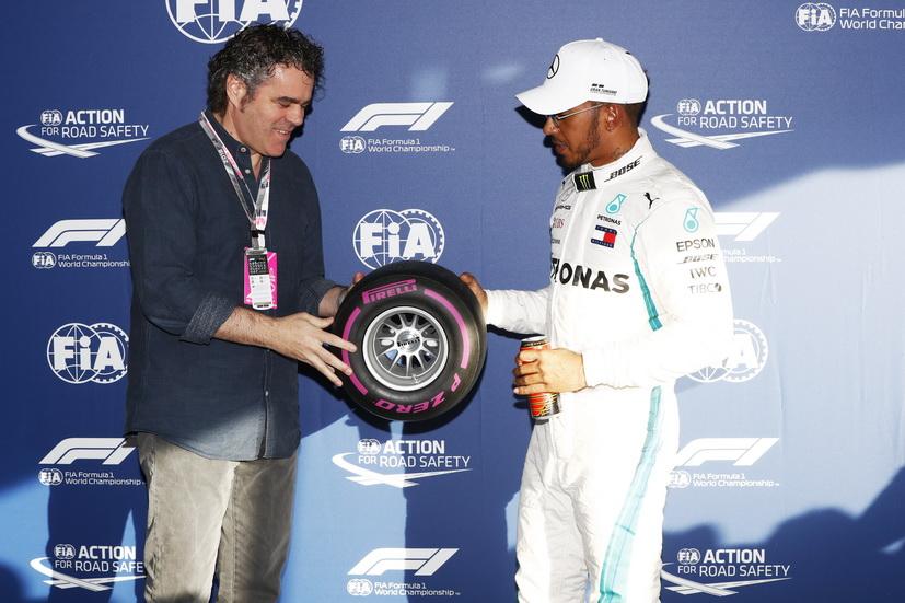 "GP de Australia de F1: Pirelli inaugura el trofeo al ""poleman"""