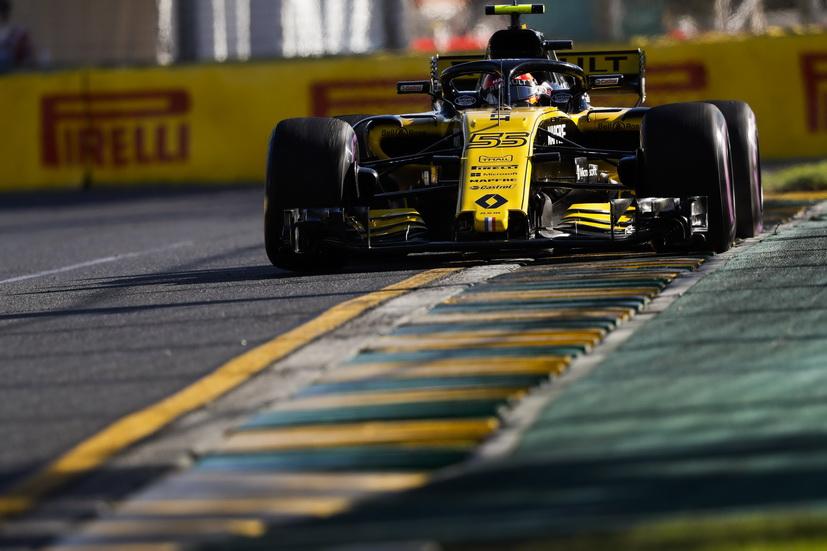 GP de Australia de F1 (carrera): Sainz décimo y con problemas de estómago