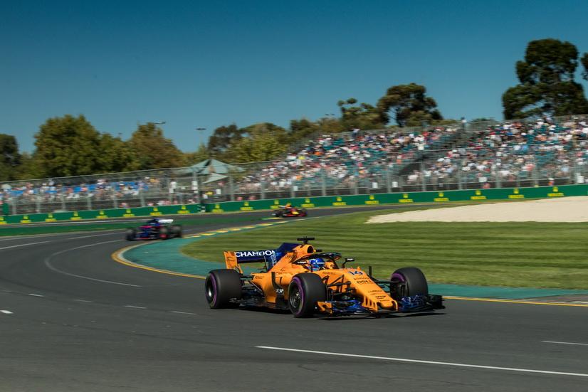 "GP de Australia de F1, Alonso tras ser 5º en carrera: ""tenemos potencial para luchar"""