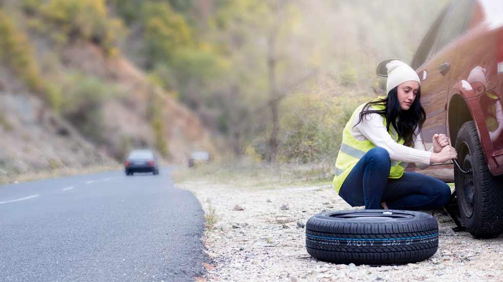 Las alternativas a la rueda de repuesto: ¿merecen la pena?