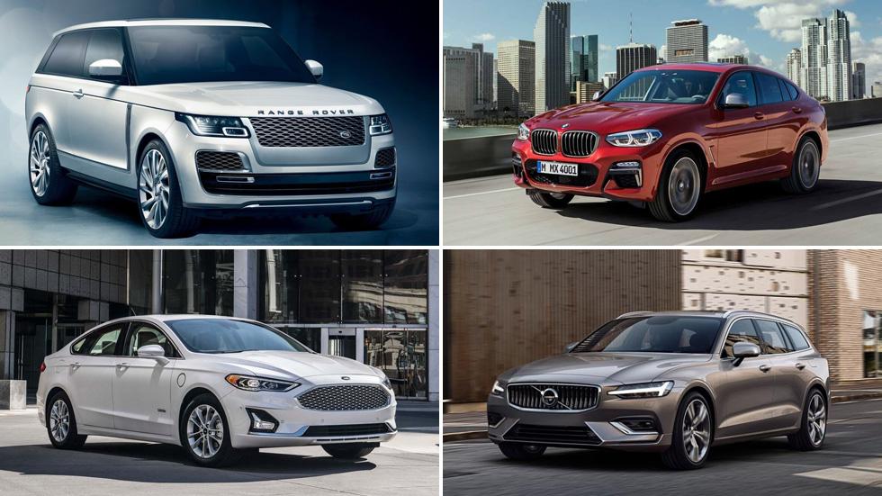 Los mejores coches y SUV del Salón de Nueva York 2018