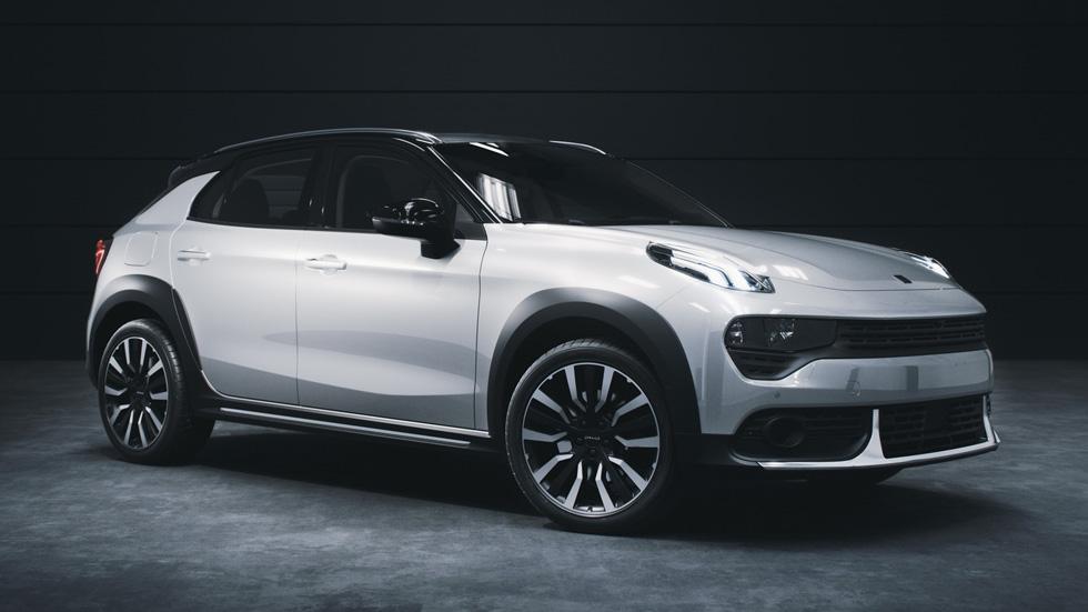 Lynk & Co 02, el nuevo SUV chino rival del Audi Q3 y BMW X1