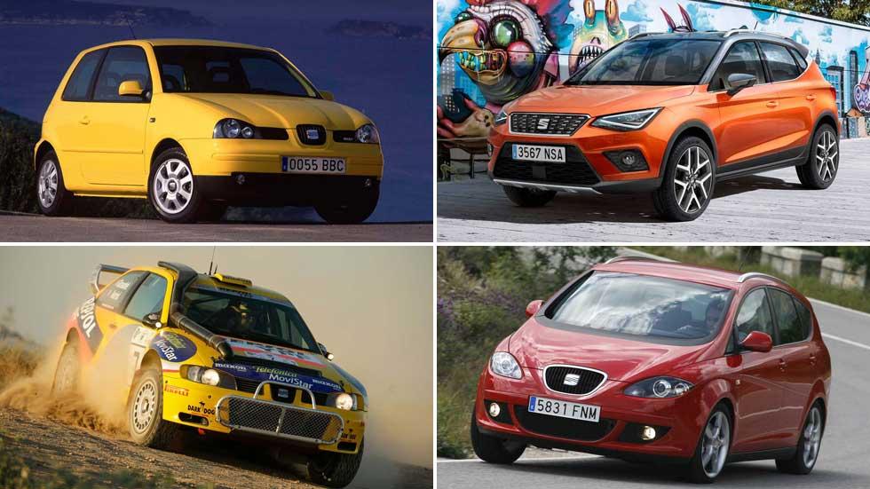 De Ronda a Tarraco: los nombres españoles de los coches de Seat (parte 2)