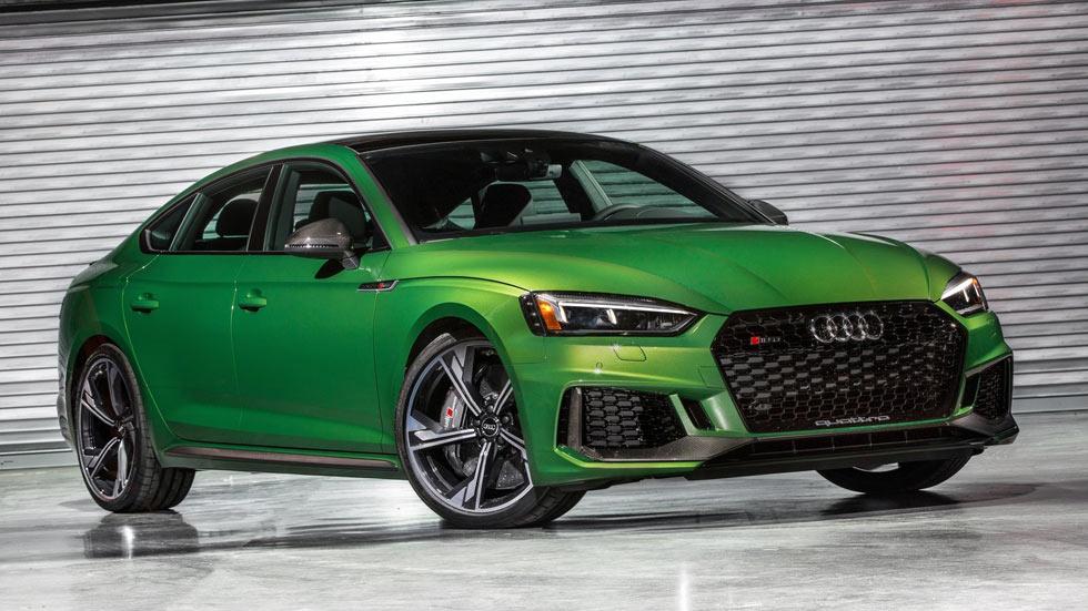 Audi RS 5 Sportback, una bala de 450 CV… ¿sólo para Estados Unidos?