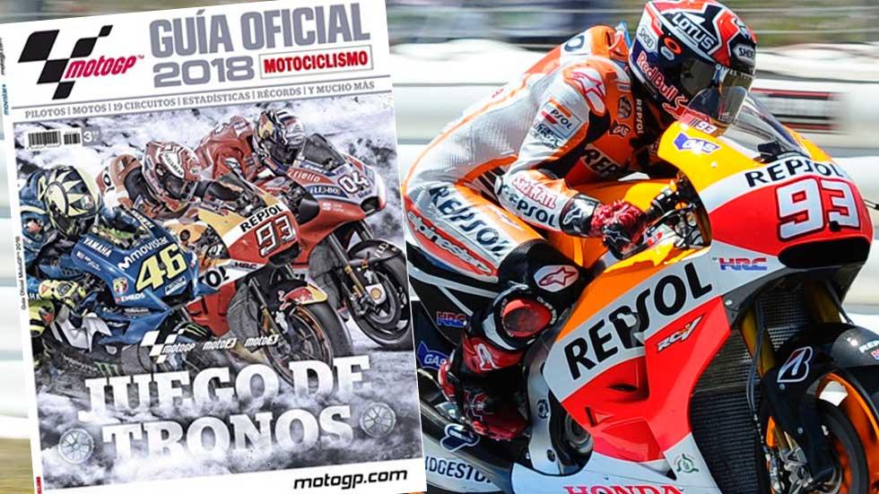 Guía MotoGP 2018, ya a la venta