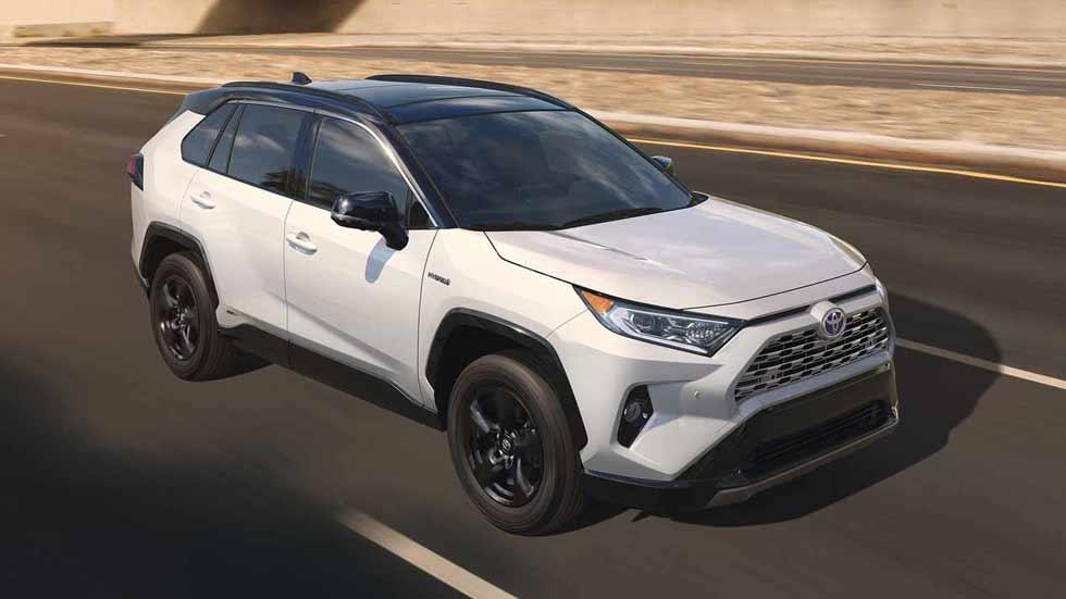 Toyota Rav4 2019 Fotos Y Datos Definitivos Del Nuevo Suv