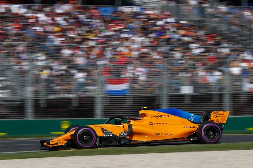 GP de Baréin de F1: el McLaren MCL33 de Alonso estrena las primeras novedades