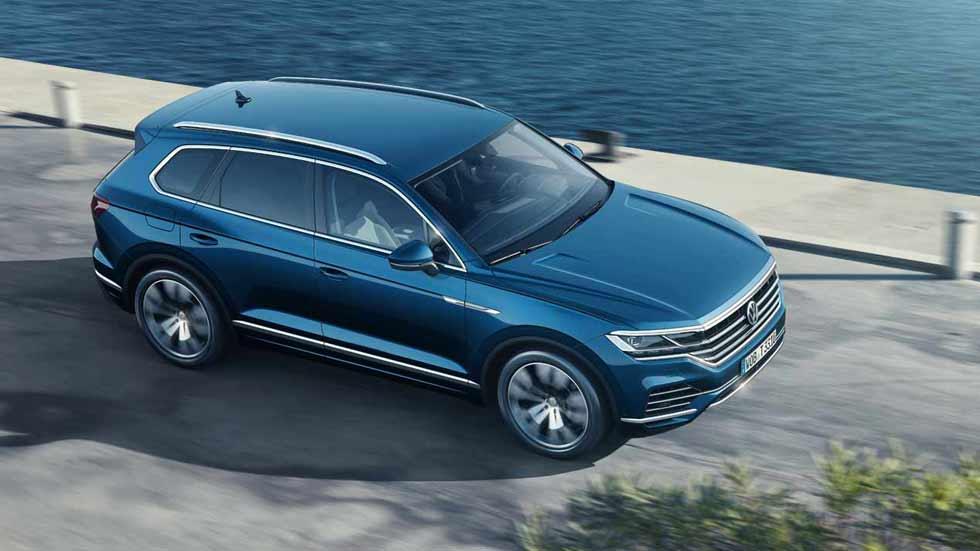 VW Touareg 2018: claves y vídeo del nuevo gran SUV
