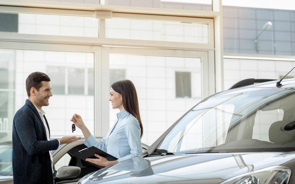 Las ventas de coches en España suben un 2,1 por ciento en marzo