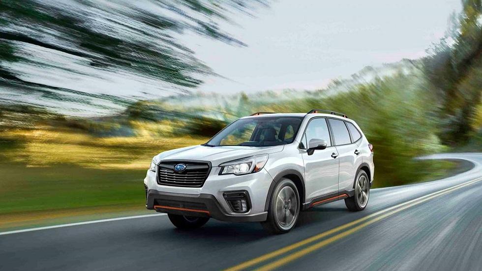 Subaru Forester 2019: fotos, vídeo y datos oficiales del nuevo SUV