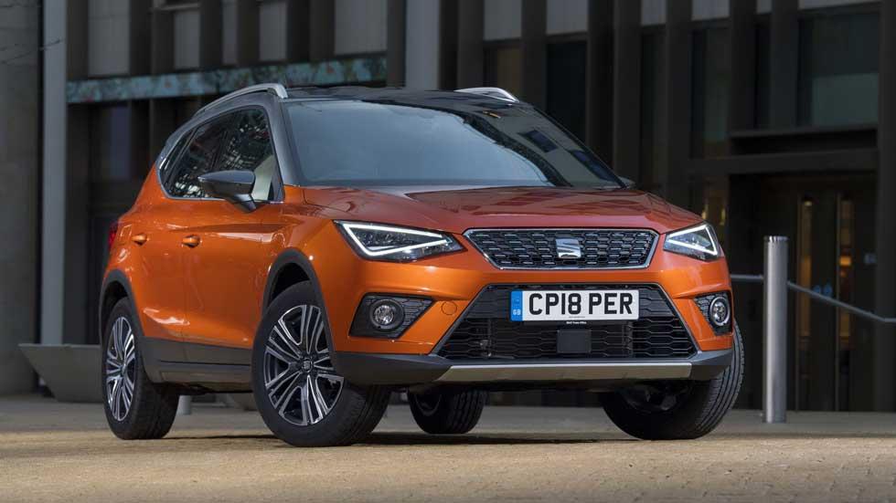 Seat Arona Copper Edition: el SUV que sólo arranca con monedas