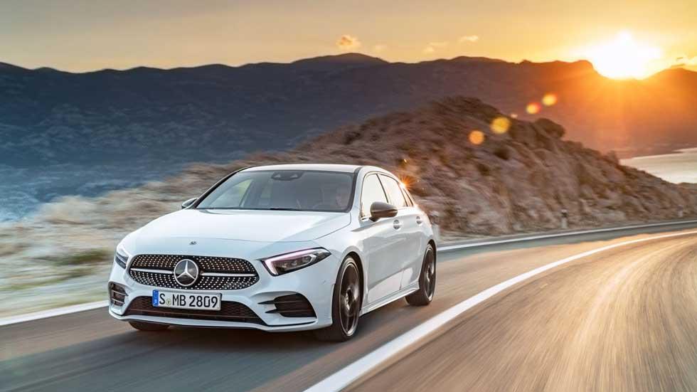El nuevo Mercedes-AMG A45 podría llegar a los 400 CV