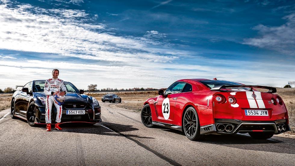 Nissan GT-R NISMO y Marc Gené, récord en nuestro circuito de pruebas (vídeo)