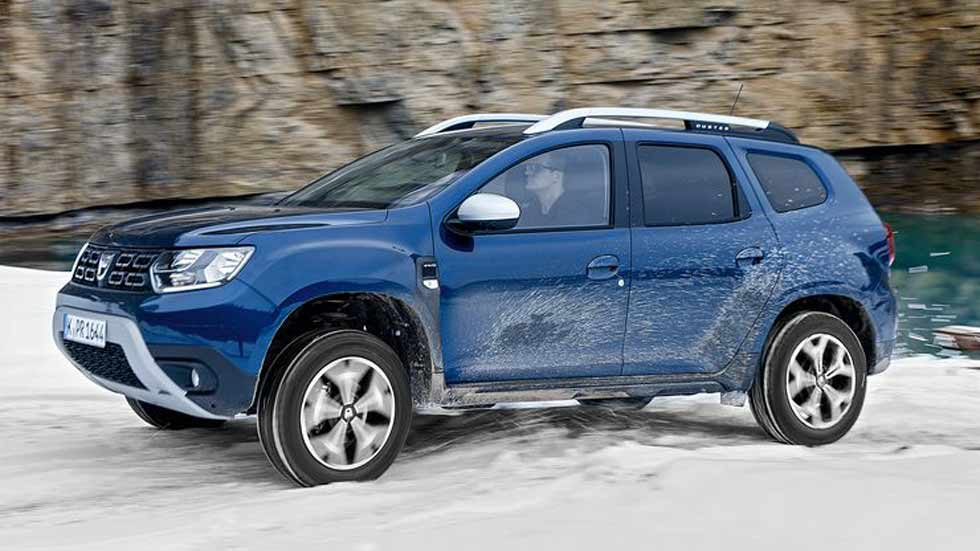 dacia duster 1 2 tce 125 4x4 a prueba el gasolina de tracci n total. Black Bedroom Furniture Sets. Home Design Ideas