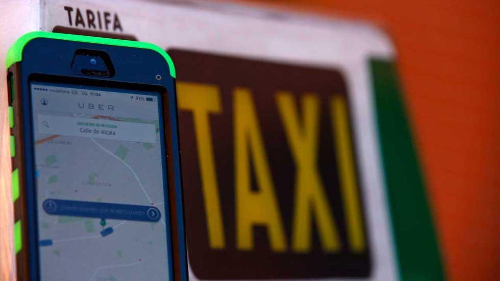 Taxi, Uber o Cabify: qué elegir según el trayecto