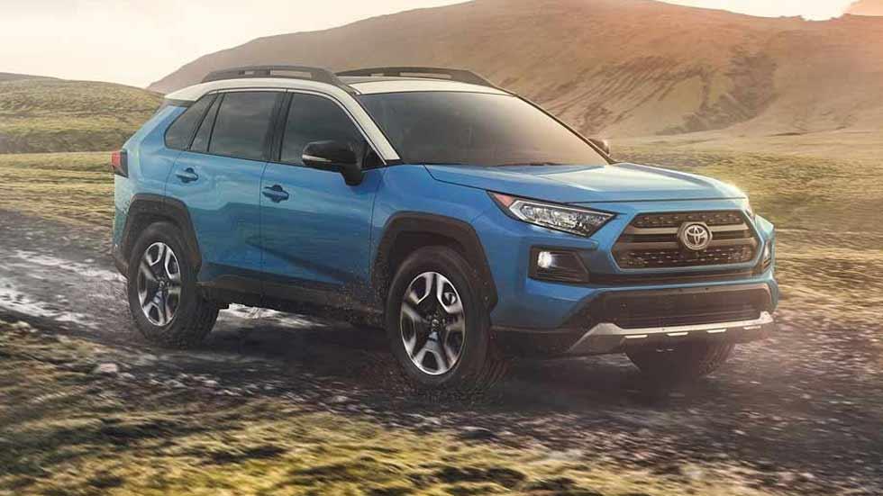 Toyota RAV4 2019: adiós Diesel y… ¿bienvenido 7 plazas y eléctrico?