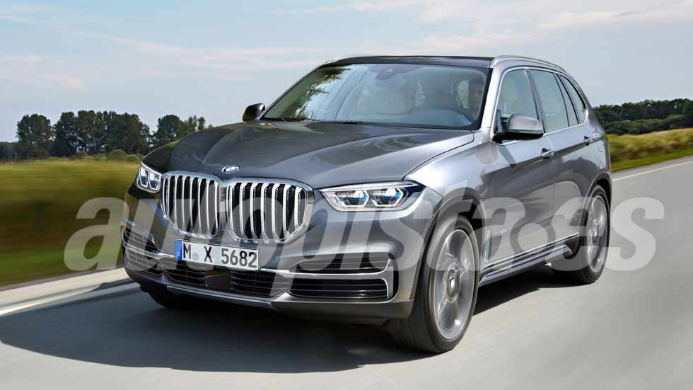 BMW X5 2019: primeros datos y fotos del nuevo gran SUV