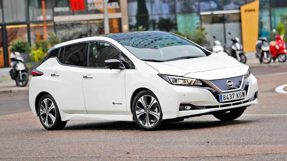 Nissan Leaf 2018: prueba a fondo de uno de los eléctricos más completos