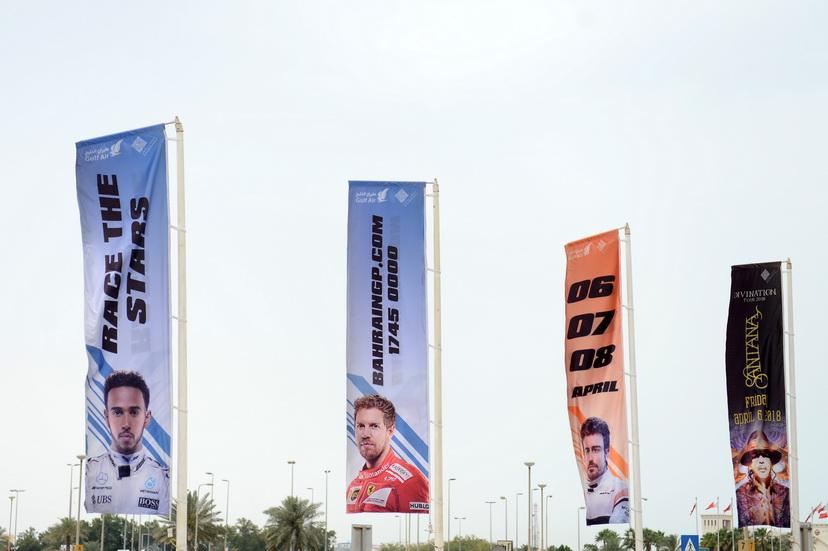 GP de Baréin de F1: datos interesantes del Gran Premio