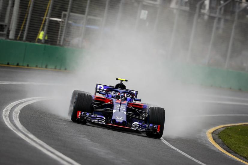 GP de Baréin de F1: Honda cambia el motor de Gasly